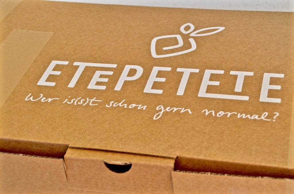 ETEPETETE – GEGEN LEBENSMITTELVERSCHWENDUNG (WERBUNG)
