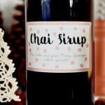 CHAI SIRUP