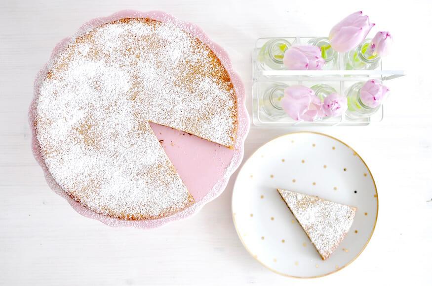 Marzipan Kuchen von Fräulein Selbstgemacht