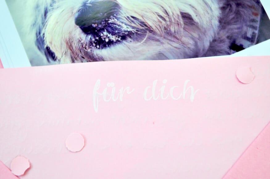 Danke sagen - Fräulein Selbstgemacht