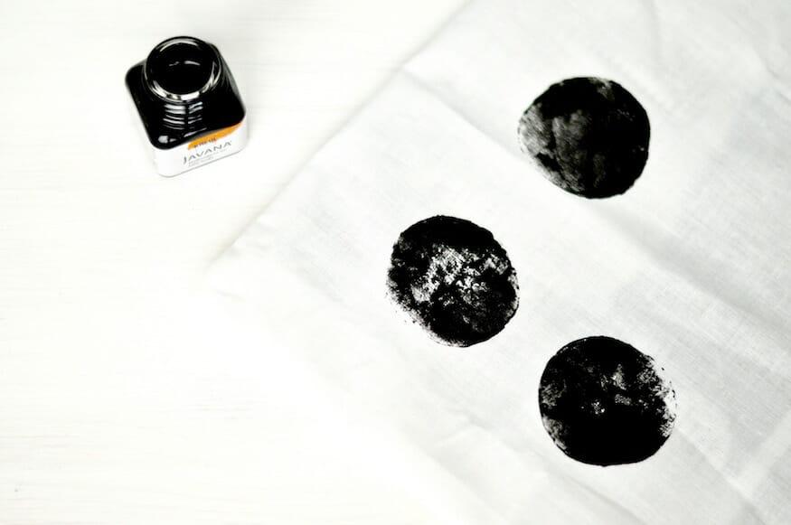 Textildruck auf Kissenbezügen von Fräulein Selbstgemacht