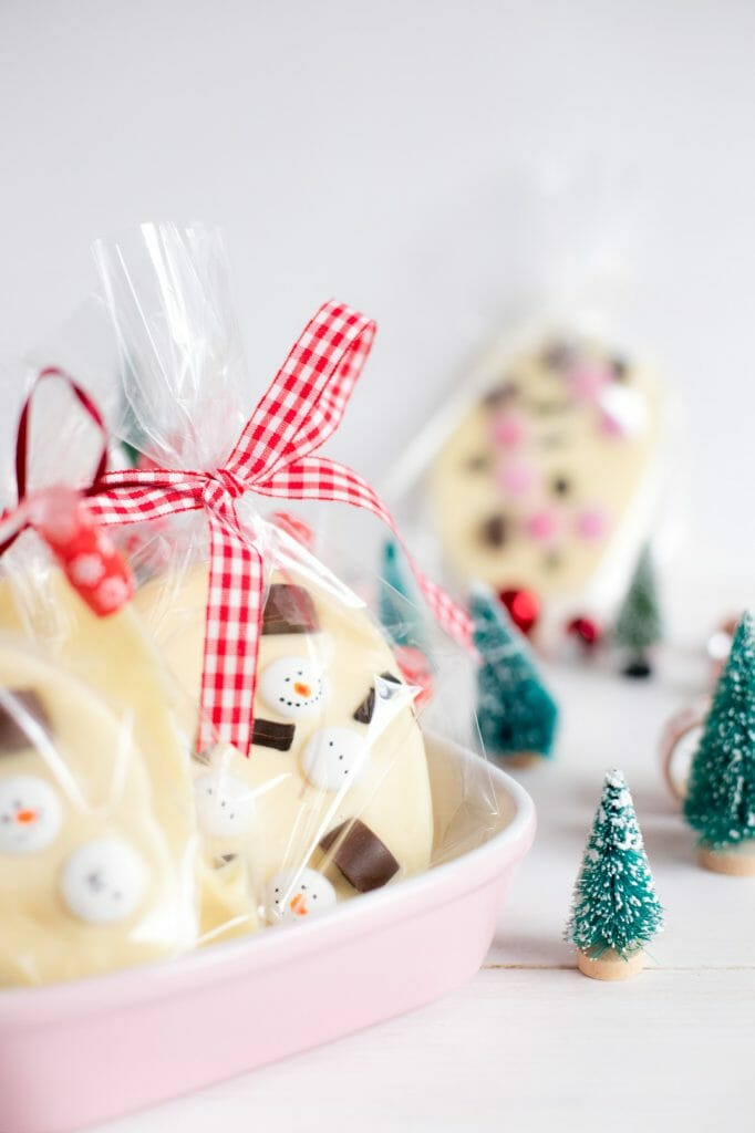 schneemann-schokolade-einfaches-weihnchtsgeschenk-11