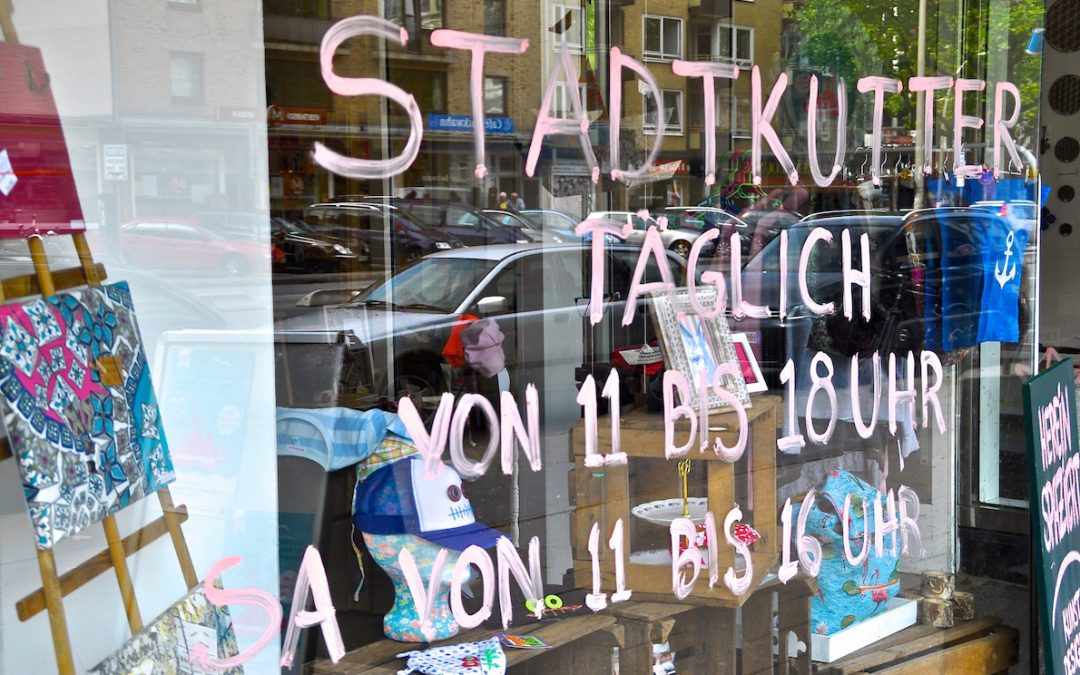 STADTKUTTER – POP-UP-STORE