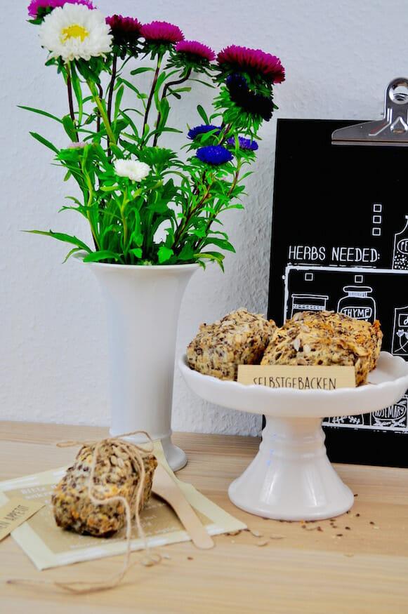 Schnelles und einfaches Brot