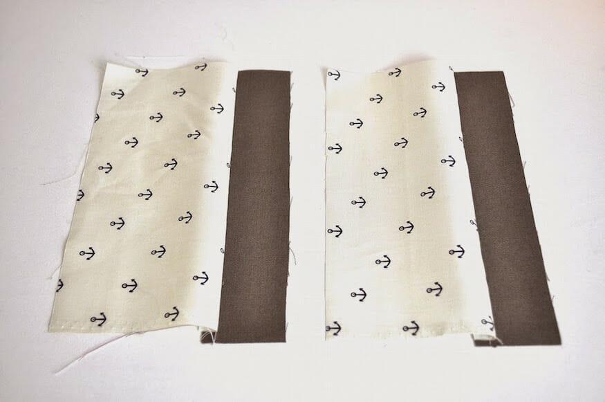 tasche n hen anleitung und schnittmuster die auch f r anf nger geeignet sind fr ulein. Black Bedroom Furniture Sets. Home Design Ideas