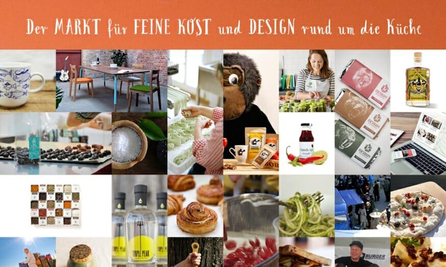 Besonderslecker - Food und Design Veranstaltung in Hamburg
