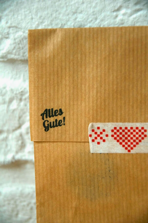 Geschenkverpackung No.2 - Fräulein Selbstgemacht