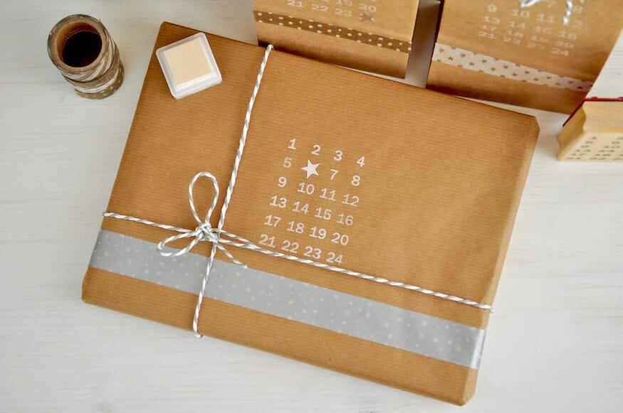Ideen für Adventskalender von Fräulein Selbstgemacht