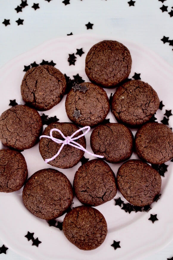 Nutella Kekse von Fräulein Selbstgemacht