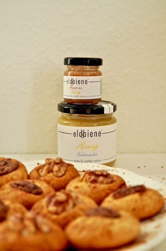 Honigkekse mit Zimt von Fräulein Selbstgemacht