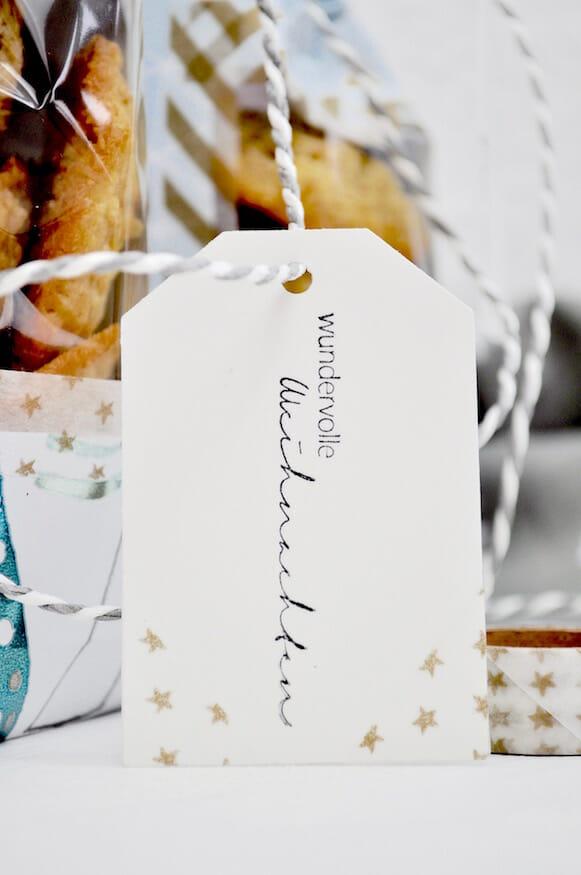 wundervolle Weihnachten - Stempel Der kleine Sperling