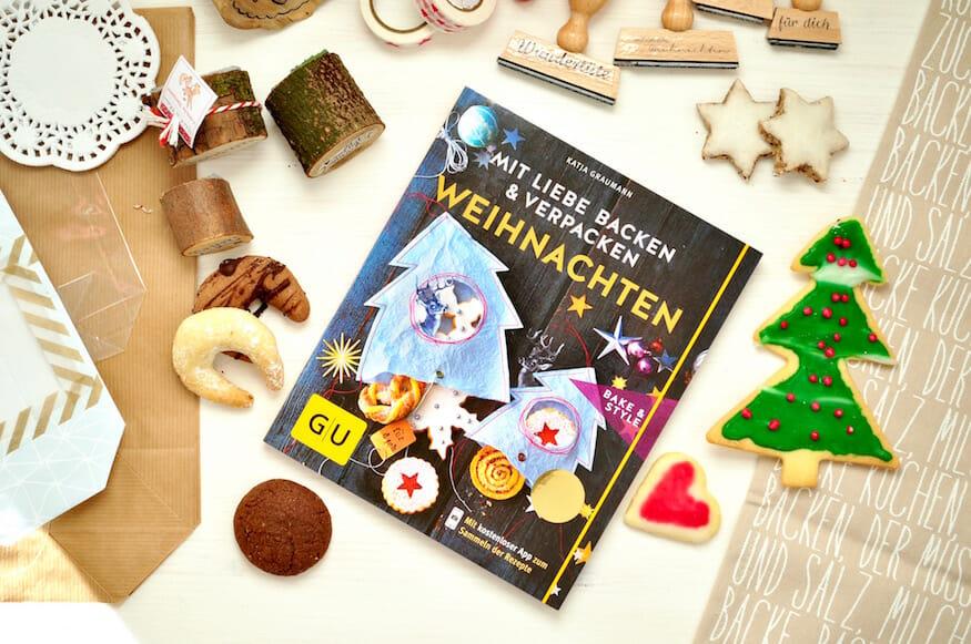 Buchvorstellung: Mit Liebe Backen & Verpacken - Weihnachten