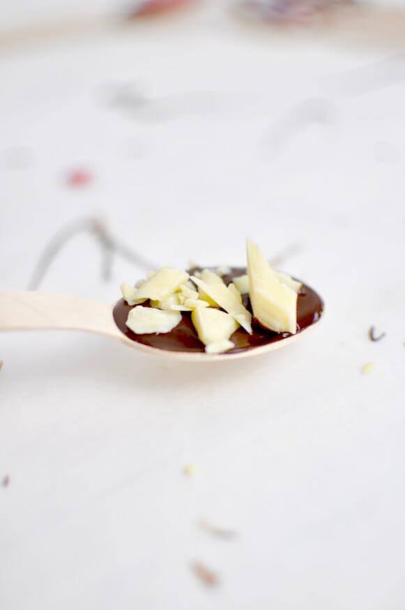 Schokoladenlöffel selbstgemacht von Fräulein Selbstgemacht