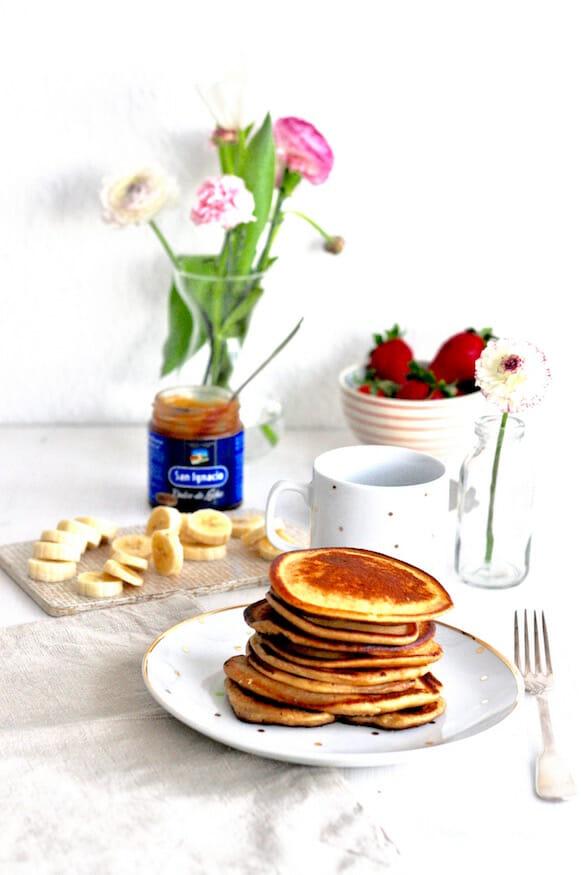 Frische-Pancakes