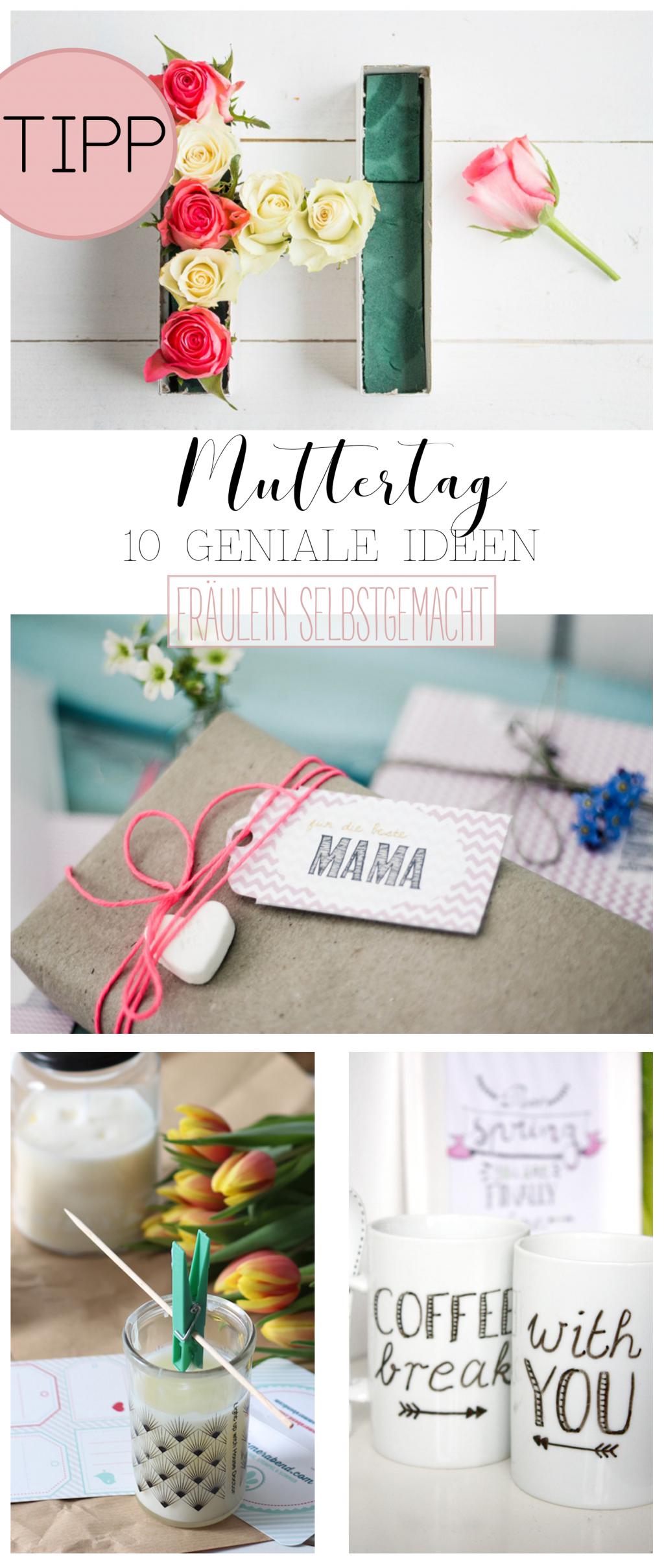 Ideen Zum Muttertag 10 ideen zum muttertag fräulein selbstgemacht
