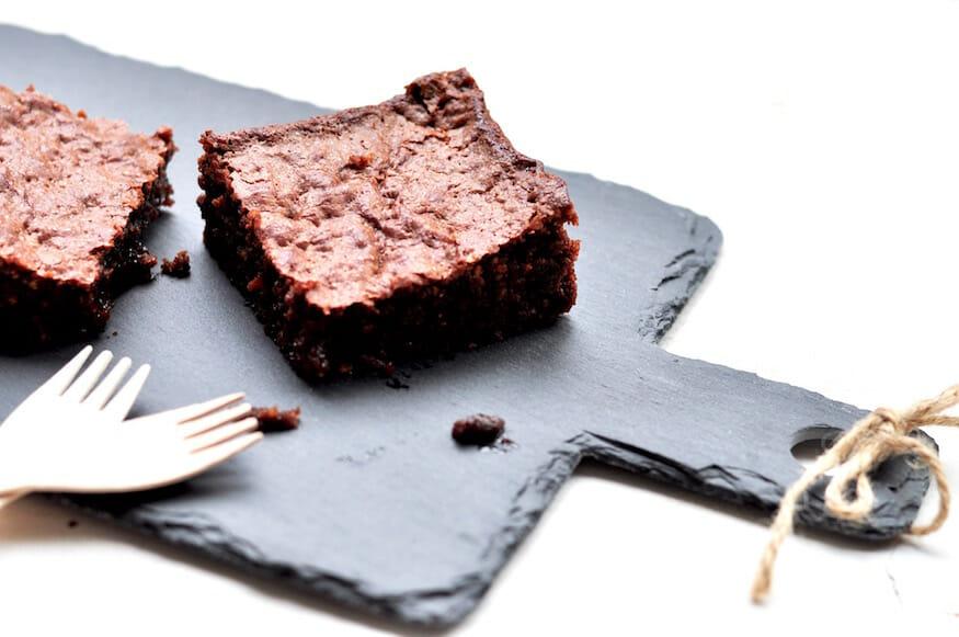 Rezept für köstliche Brownies von Fräulein Selbstgemacht