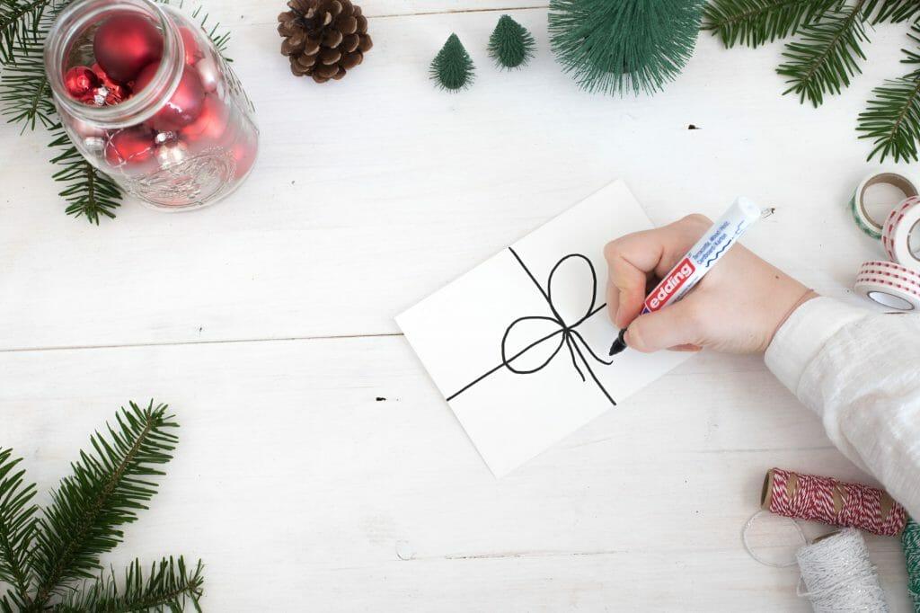 Briefumschlag-gestalten-mit-Marker-Schleife-schritt-für-schritt-2