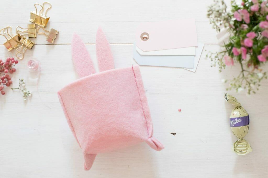 filzkorb zu ostern n hen 10 fr ulein selbstgemacht. Black Bedroom Furniture Sets. Home Design Ideas