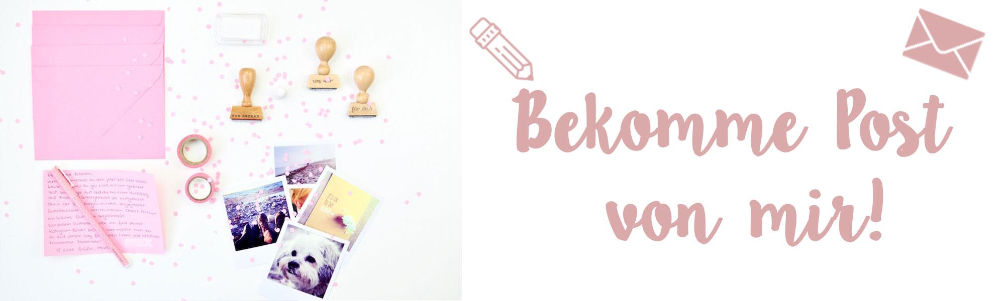 Melde dich an zum Kreativ-Newsletter von Fräulein Selbstgemacht