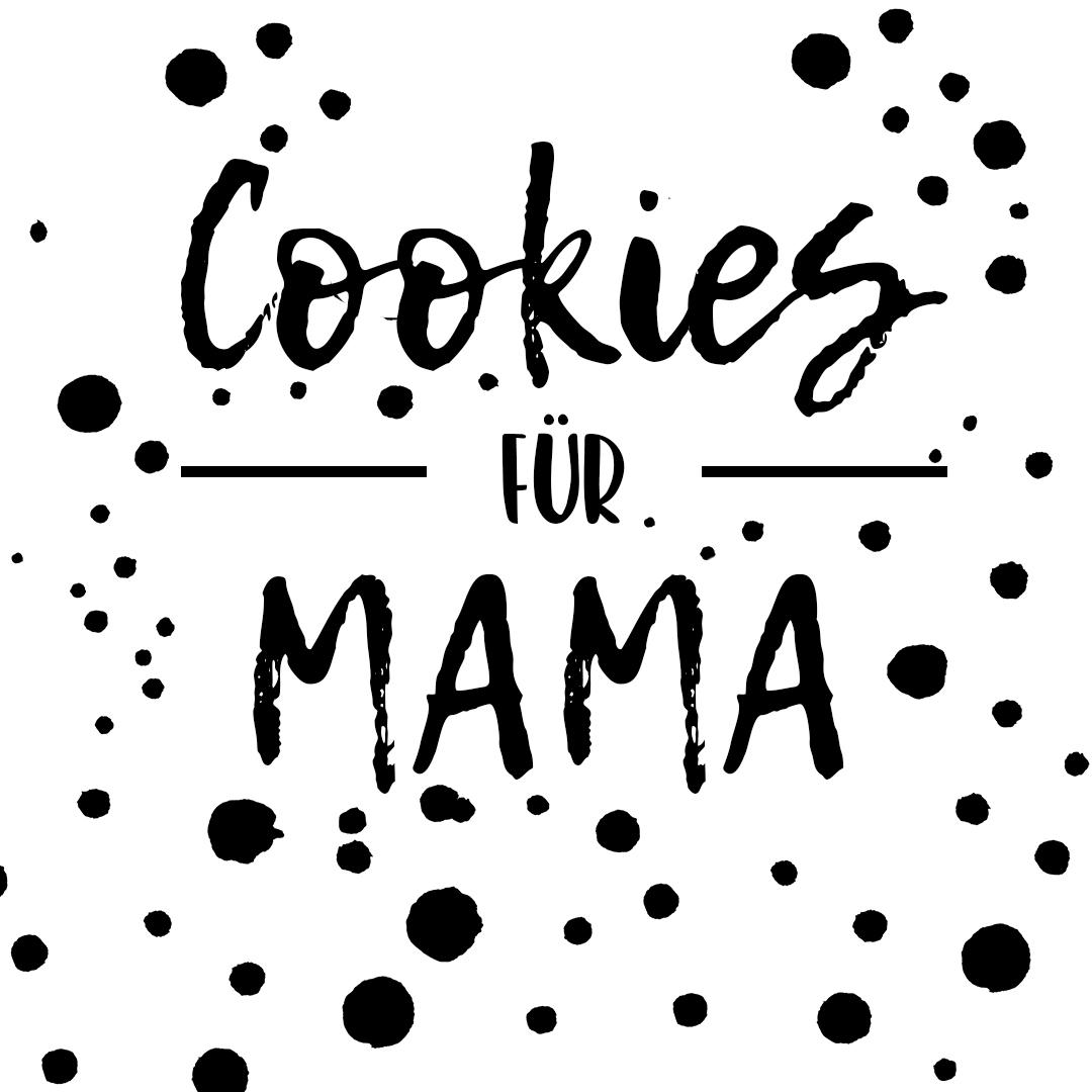 Cookies zum Muttertag Plotterdatei Punkte